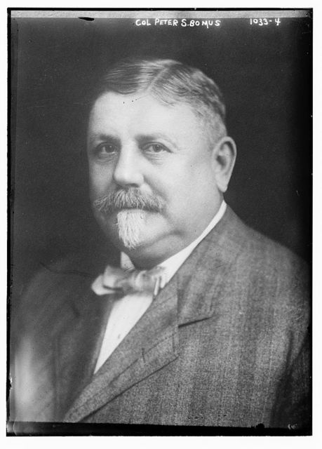 Col. Peter S. Bomus
