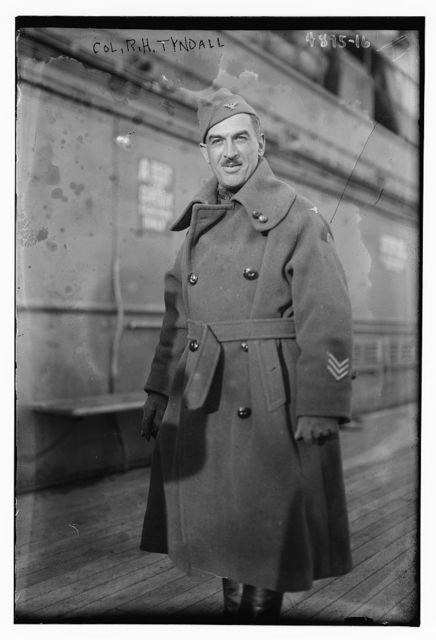 Col. R.H. Tyndall