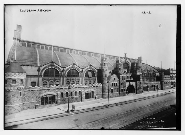 Coliseum, The Geo. R. Lawrence Co., photographer, 9999A, Chicago / The Geo. R. Lawrence Co.