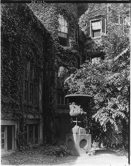 Corcoran House, at NE corner of Conn. and H, N.W., Washington, D.C.