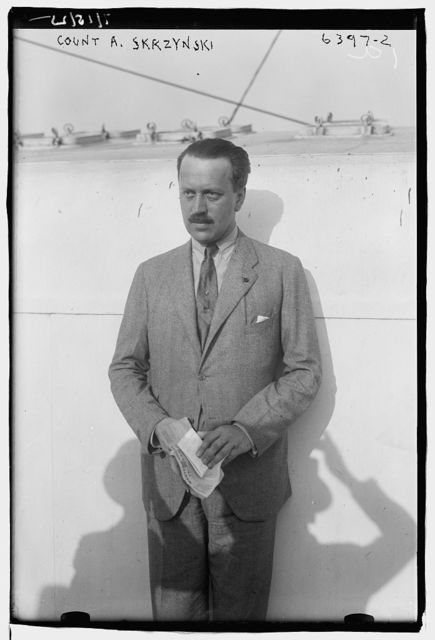 Count A. Skrzynski