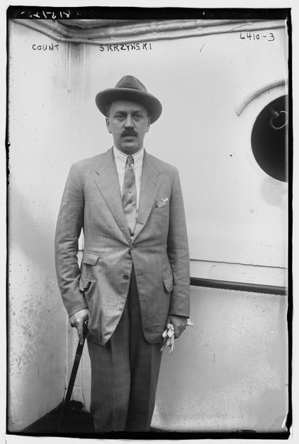 Count Skrzynski