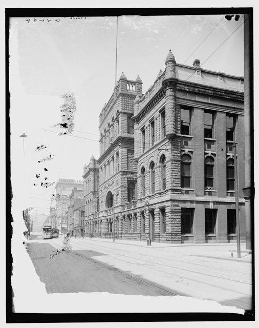 [County court house, Cincinnati, Ohio]