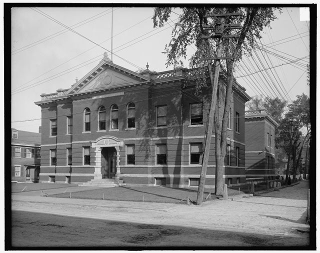 [County court house, Manchester, N.H.]