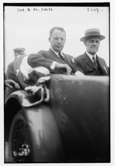 Cox & Al Smith