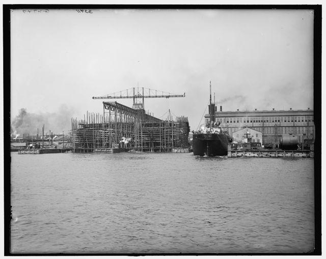 [Cramp's shipyard, Philadelphia, Pa.]