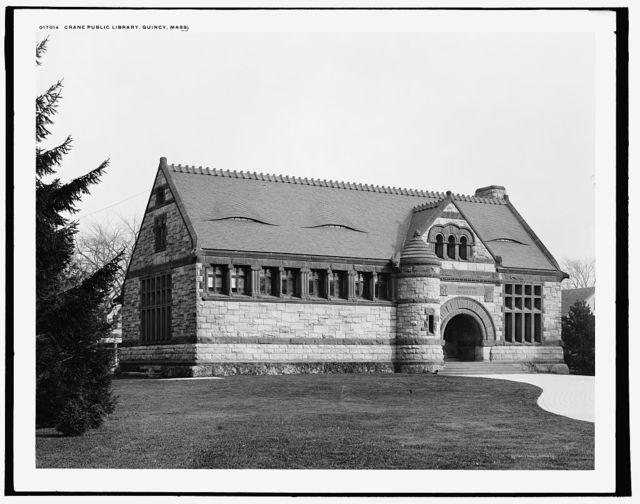 Crane Public Library, Quincy, Mass.