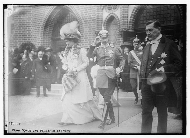 Crown Prince and Princess of Germany