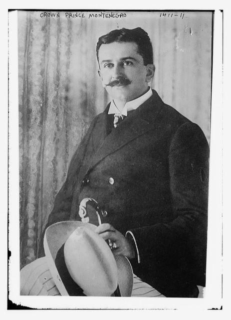 Crown Prince Montenegro