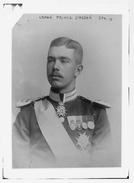 Crown Prince, portrait bust