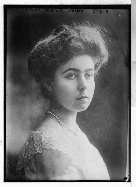 Crown Princess, portrait bust