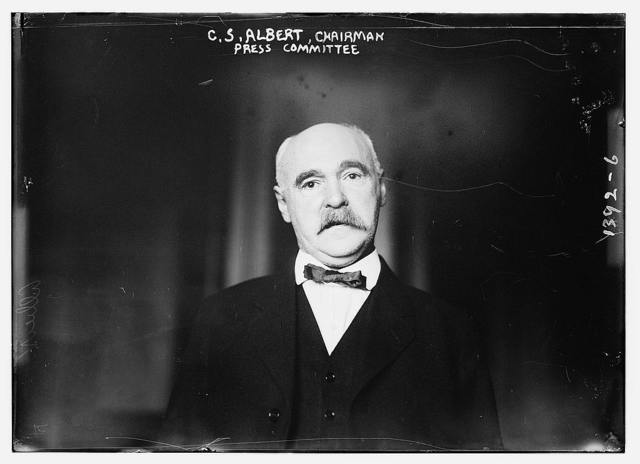 C.S. Albert, Chairman, Press Committee