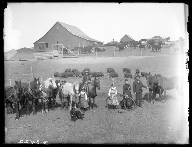 Custer County Ranch.