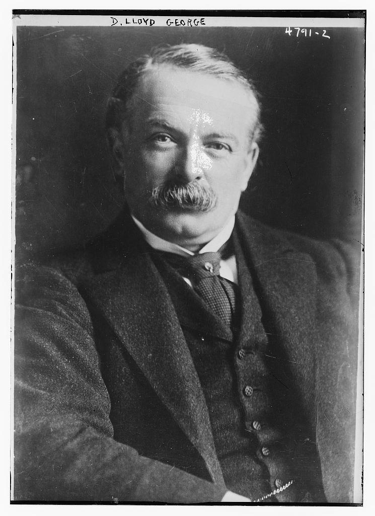 D. Lloyd George