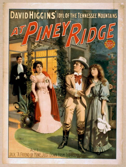 David Higgins' idyl of the Tennessee mountains, At Piney Ridge