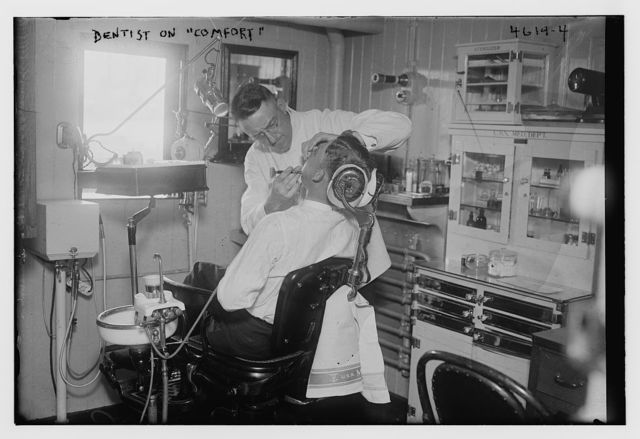 Dentist on COMFORT
