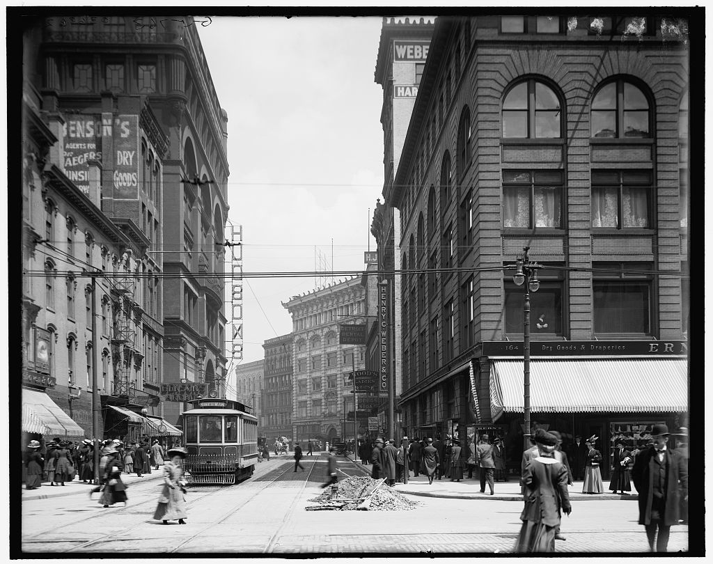 [Detroit, Mich., Gratiot Avenue from Woodward]