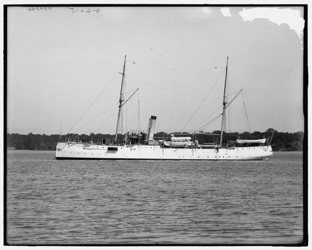 [Detroit Naval Reserves, Don Juan de Austria, Detroit, Mich.]