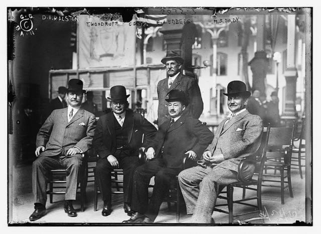 D.H. Ralston, T. Woodruff, C. Betz, E.A. Ebbets, M.J. Dady