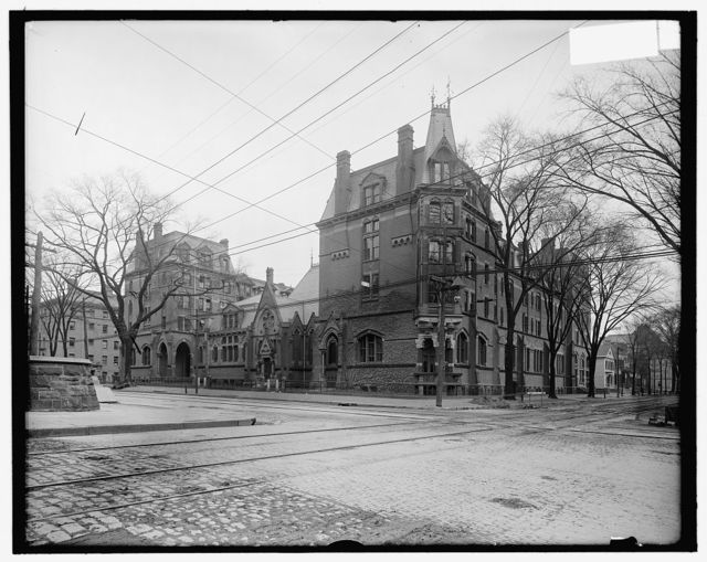[Divinity School, Yale University, New Haven, Conn.]