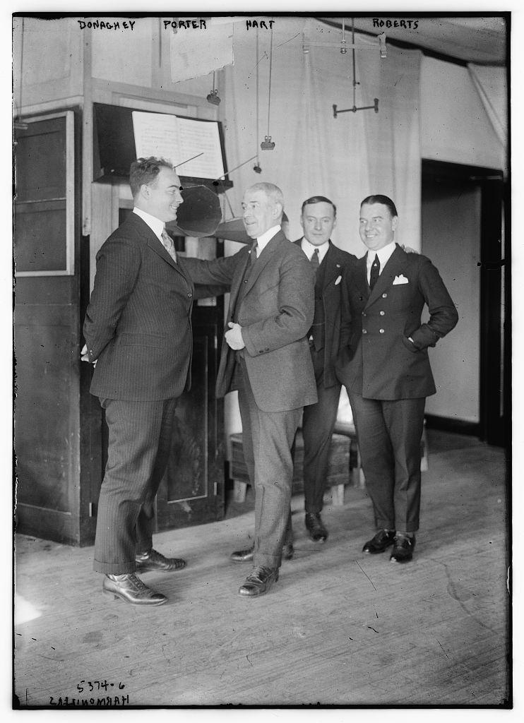 Donaghey / Porter / Hart / Roberts