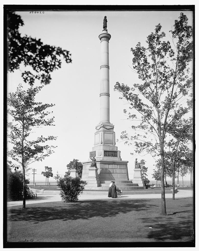 [Douglas Monument, Chicago, Ill.]