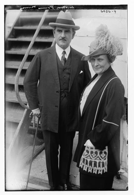 Dr. & Mrs. Francis Murray