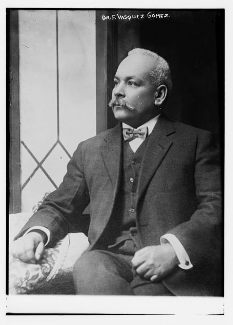 Dr. F. Vasquez Gomez