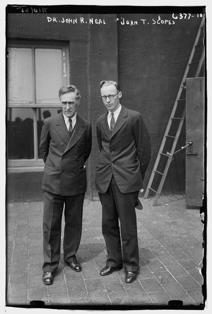 Dr. John R. Neal, John T. Scopes