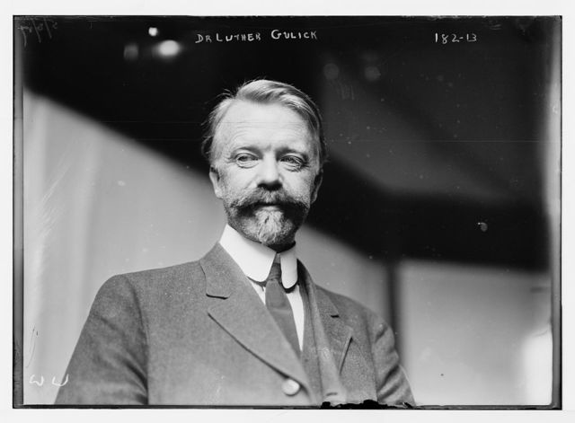 Dr. Luther Gulick, N.Y.