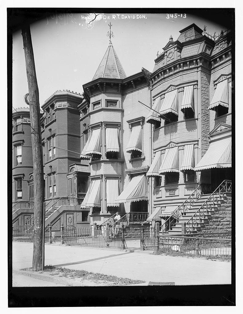 Dr. R.T. Davidson Mansion