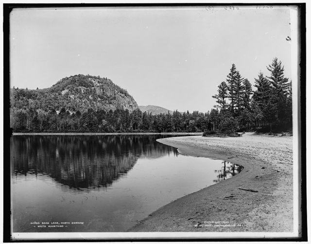 Echo Lake, North Conway, White Mountains