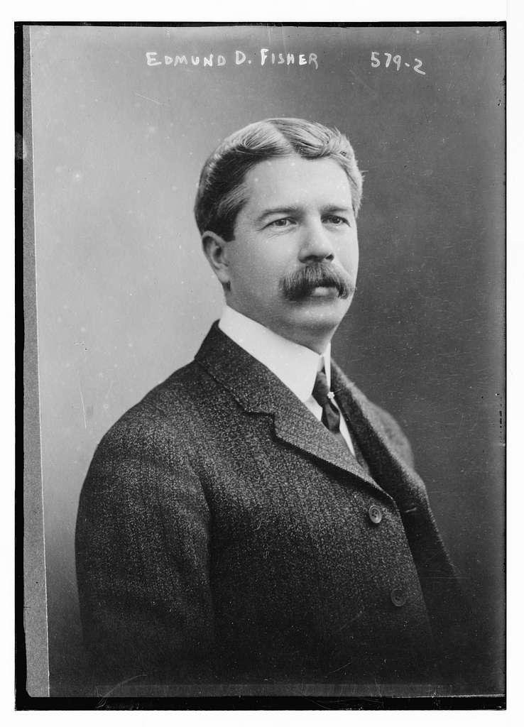 Edmund D. Fisher