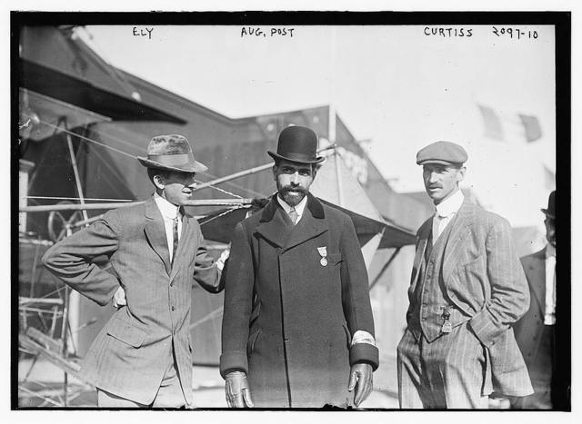 Ely, Aug. Post, Curtiss