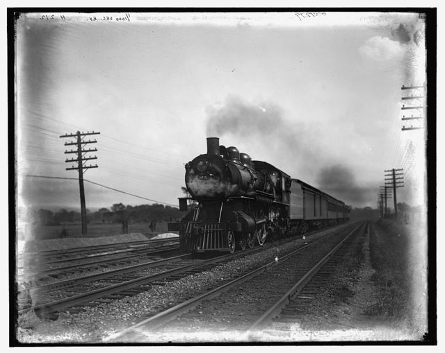 [Empire State Express, Utica, N.Y.]