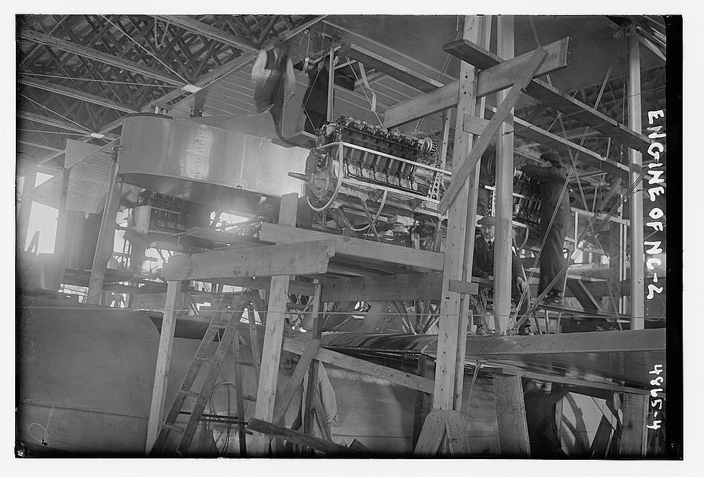 Engine of NC-2