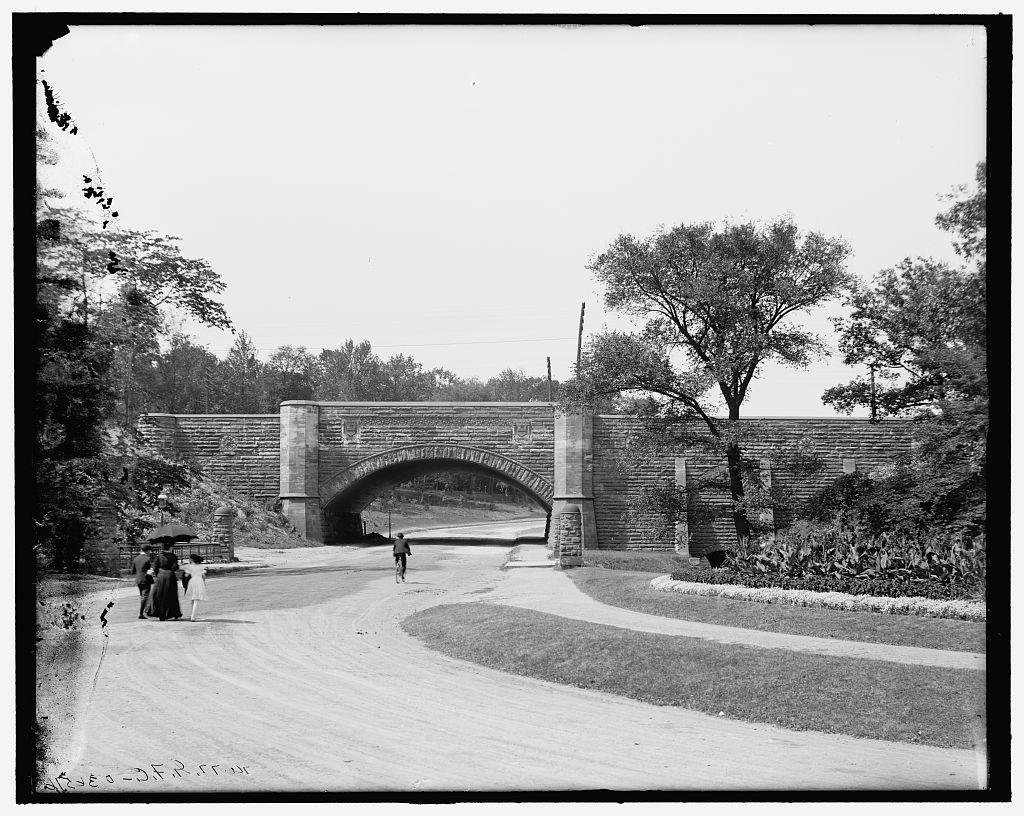 [Entrance, Gordon Park, Cleveland, Ohio]