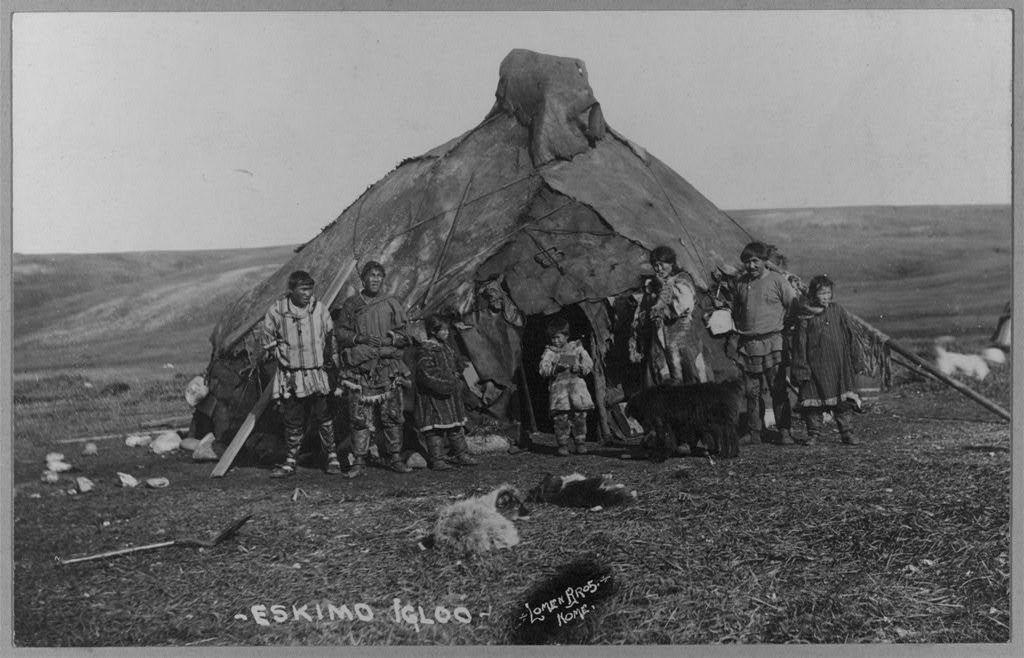 Eskimo igloo