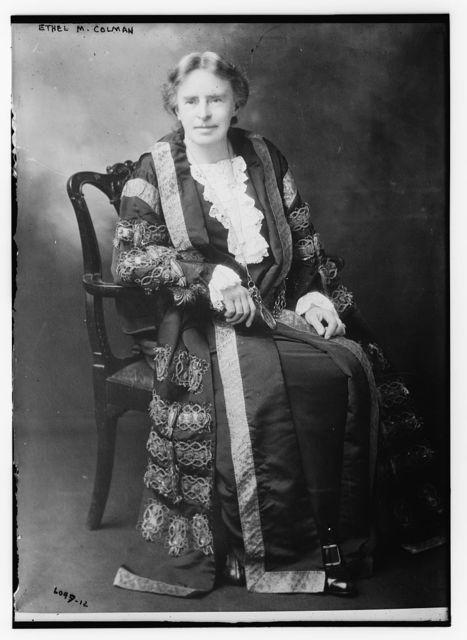 Ethel M. Colman