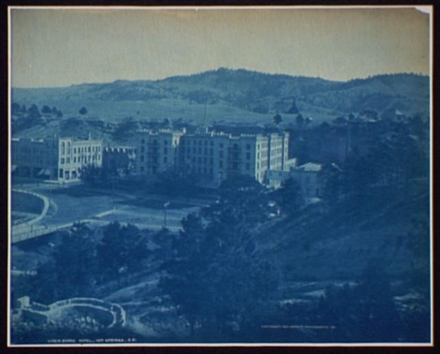 Evans Hotel, Hot Springs, S.D.