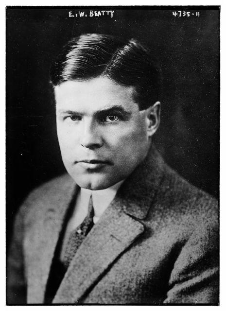 E.W. Beatty