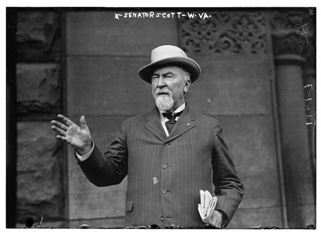 Ex-Senator Scott, W.Va.