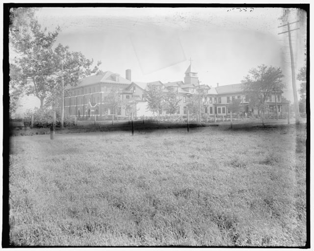 [Fanny Allen Hospital, Burlington, Vt.]