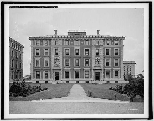 Fayerweather Hall, Columbia University, N.Y.