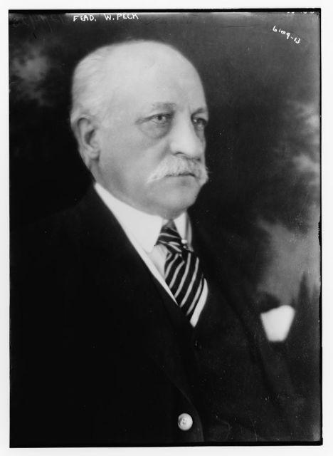 Ferd. W. Peck