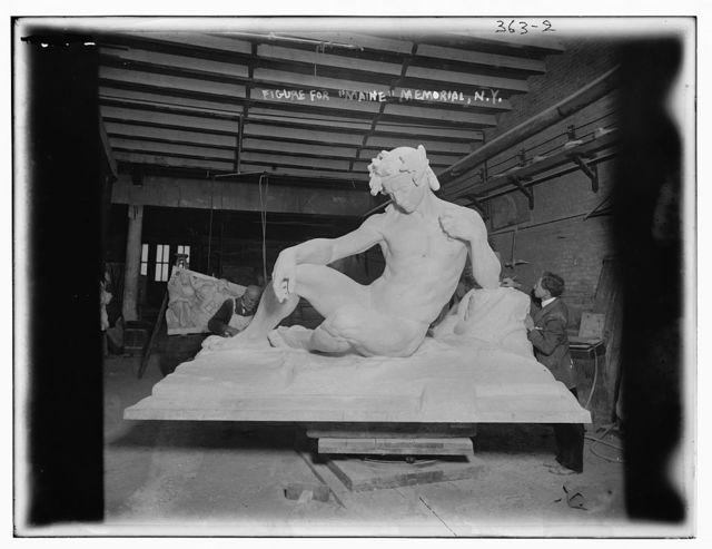 Fig. For Maine Memorial, N.Y.