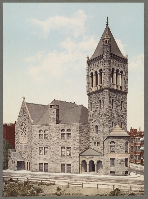 First Church of Christ Scientist, Boston