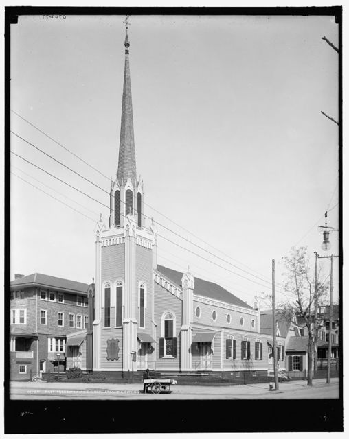 First Presbyterian Church, Atlantic City, N.J.
