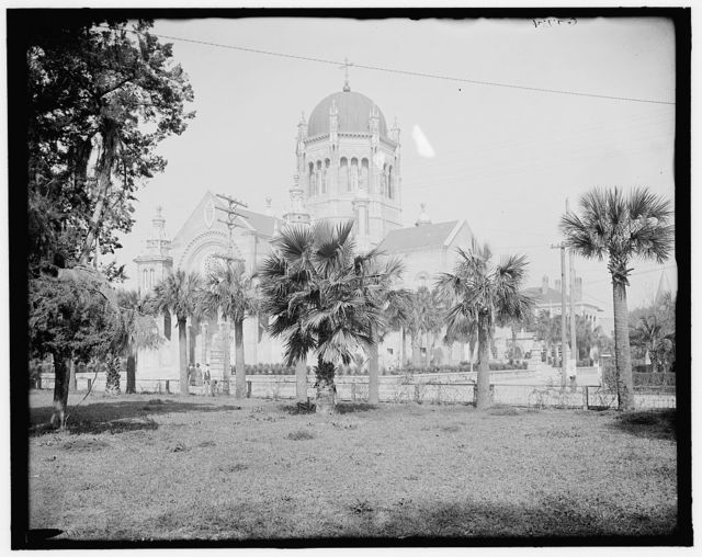 [Flagler Memorial Presbyterian Church, St. Augustine, Fla.]