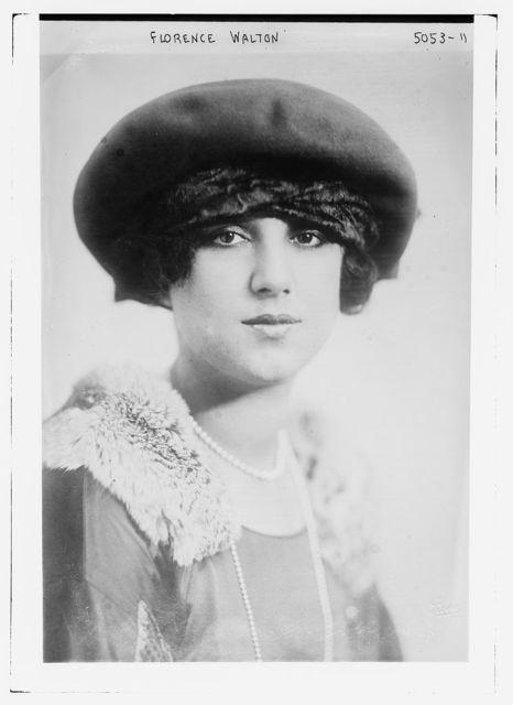 Florence Walton